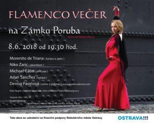 Flamenco večer